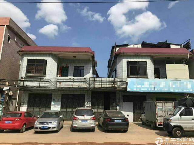 大岭山镇鸡翅岭村出租厂房1-3层910平