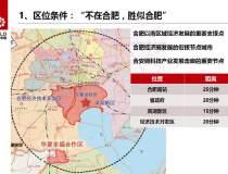 出售安徽省合肥市国有证工业用地20亩起售