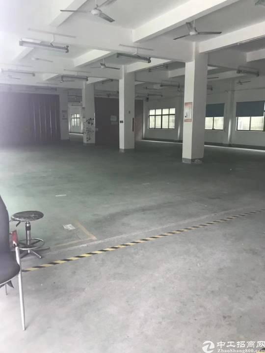 二楼厂房1100平方米