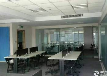 福永地铁口写字楼出租50平米图片4