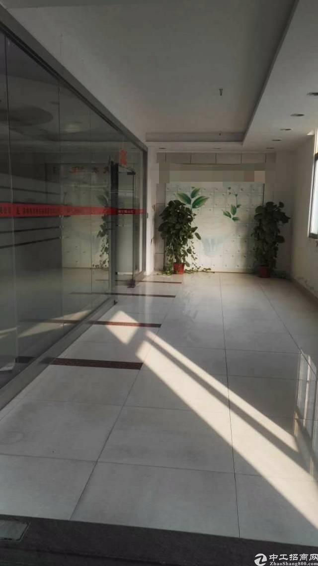 松岗东方大田洋松岗中学附近新出楼上一整层1800平方米带精装-图2