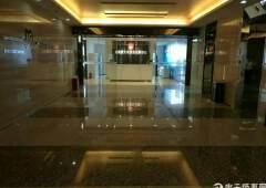 福永地铁口楼上800平米金装修写字楼大小分租
