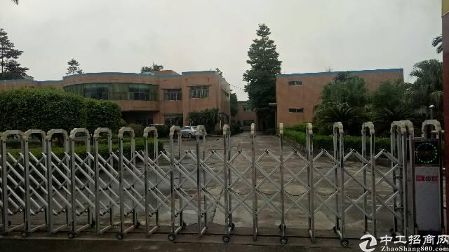 惠州惠阳高速公路附近新出厂房2200平方招租