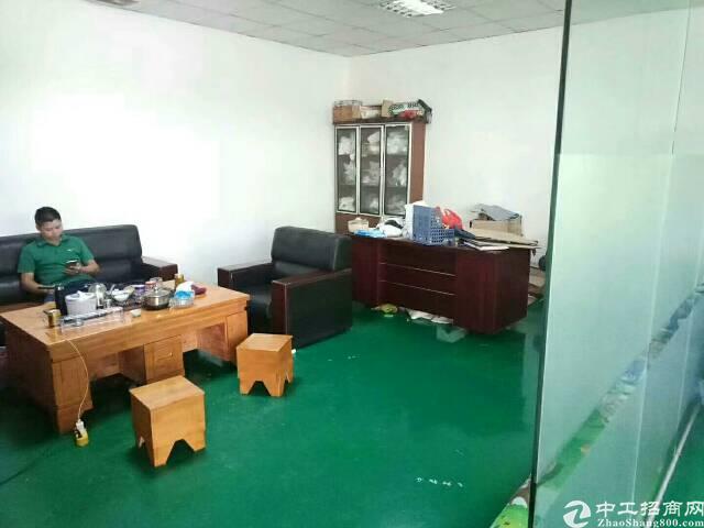 公明田寮高新区新出楼上750平方带装修厂房