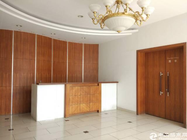 虎门北栅龙眼厂房带豪华装修办公室,无转让费