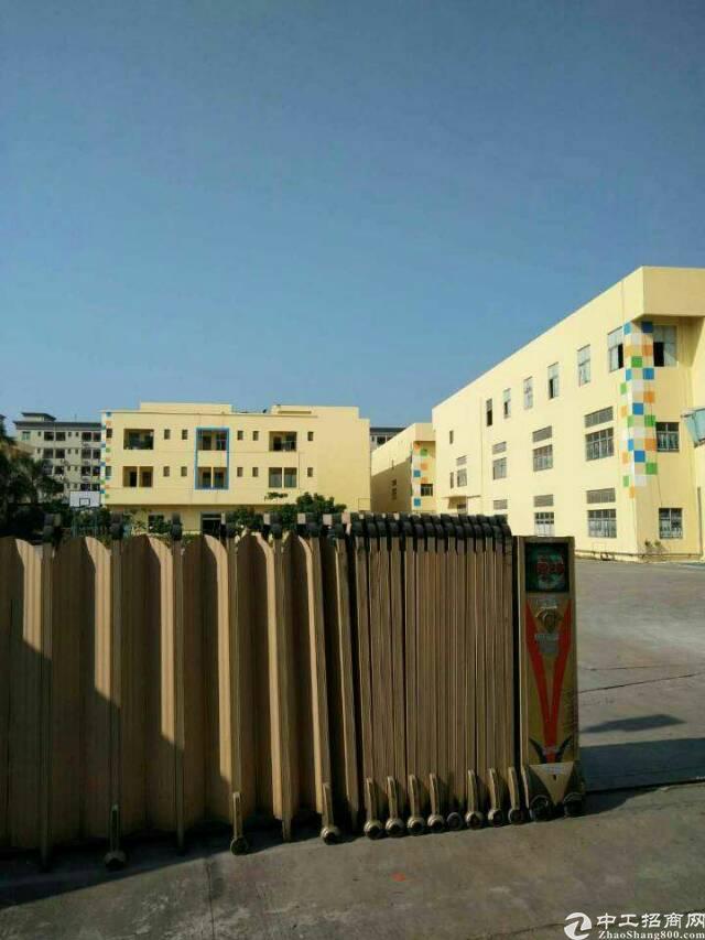 福永桥头地铁站附近新出一楼整层1200平精装厂房仓库出租