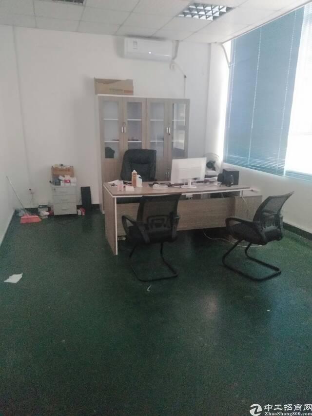 观澜大和工业区新出写字楼300平米带精装修厂房出租