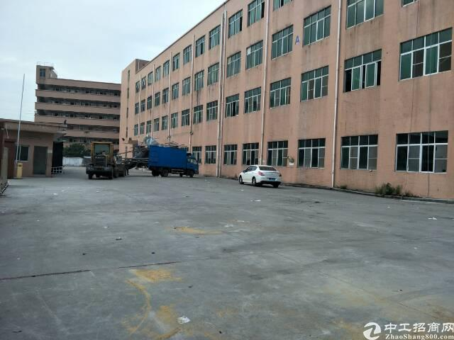 东莞市集体证11800平米标准厂房出售