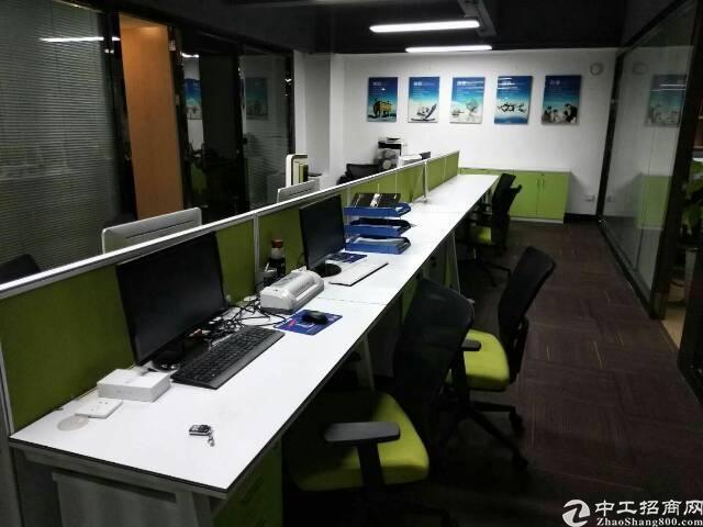 一楼精装修办公贸易厂房800m²出租