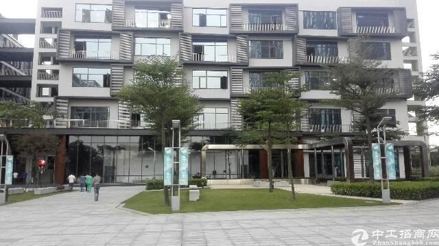 沙井后亭宝安大道地铁口旁高新技术园楼上880平方招租