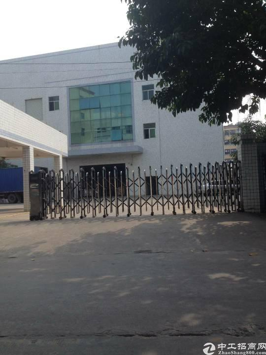 长安镇红本厂房出售