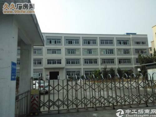 高埗镇工业区分租4楼标准厂房1800平