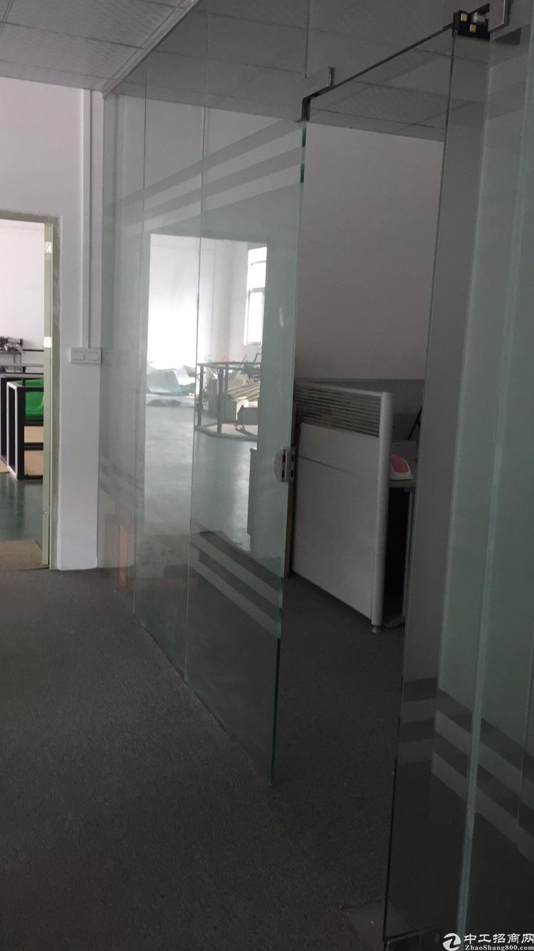 龙华天虹附近带装修小面积厂房出租400平可分200
