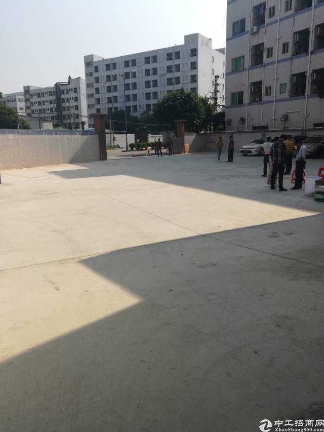 虎门镇怀德新建厂房可分租15000平方