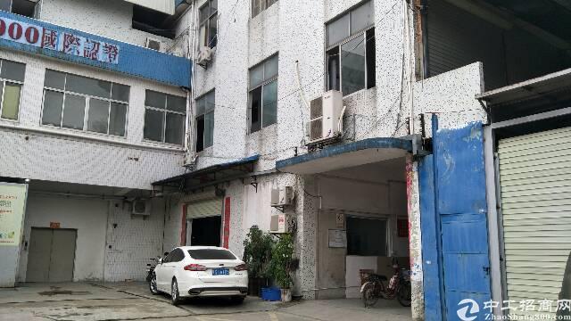 黄江靠深圳二楼680平带现成办公室出租