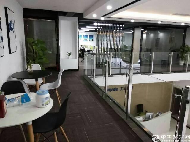 一楼精装修办公贸易厂房800m²出租-图3