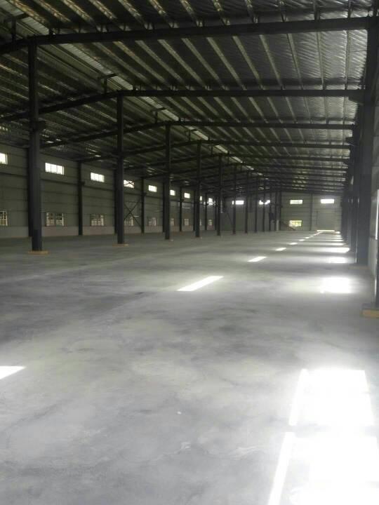 120米长度厂房出租