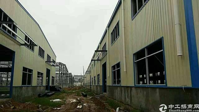 惠州镇江独门独院滴水8米钢构厂房约50000㎡出租
