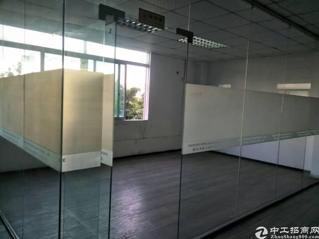 福永凤凰107国道新出带装修厂房3200平米一整层-图7