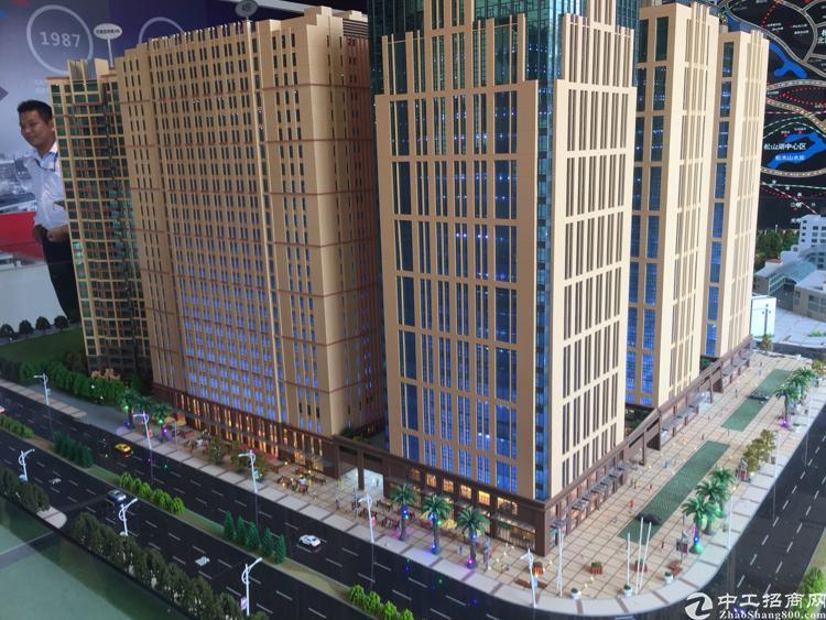 东莞红本厂房50000平出售,买500平送一套公寓-图6