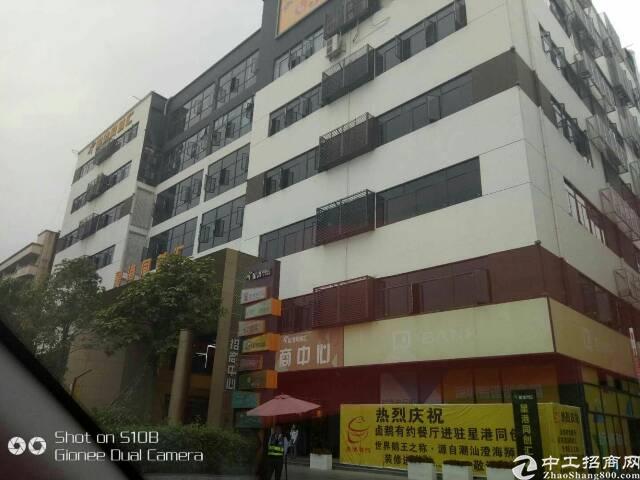 福永桥头全新写字楼8000平,精装修