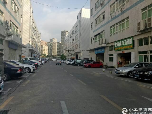 龙华清湖地铁站附近小面积厂房精装修,无須转让费