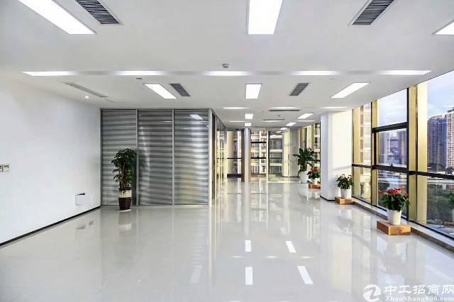 龙岗中心城210平精装修甲级写字楼招租