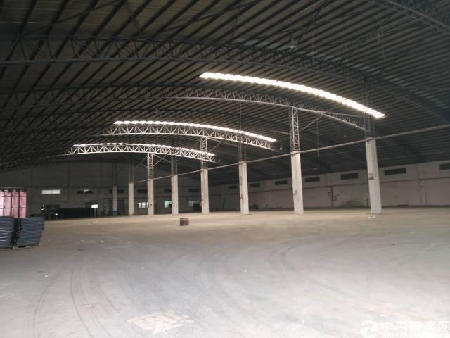 高埗镇工业区分租单一层3650平 高7.5米电250