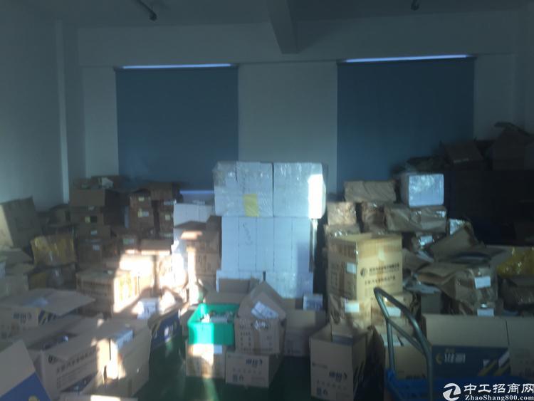 (出租)福永新出楼上700平米,400平米(精装小面积)-图4