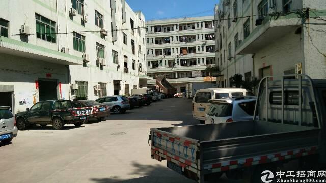 (招租)横岗  横坪公路附近一楼厂房750平方 招租