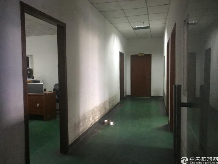 南光高速出口马山头5/6楼F700㎡精装厂房招租