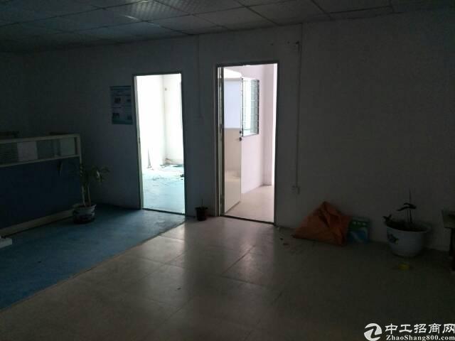 福永怀德107国道边新出楼上300平米厂房出租