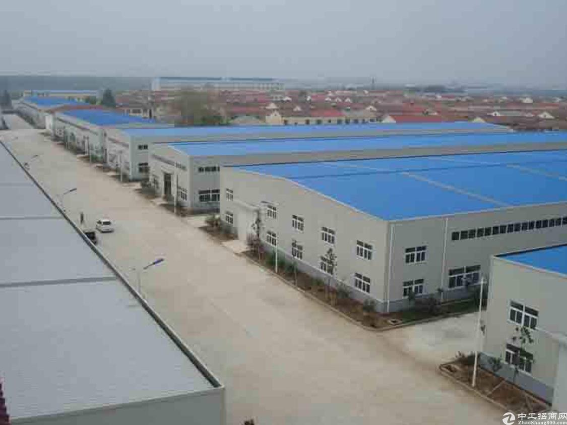 10米高6000平米钢构厂房,现成行车免费使用