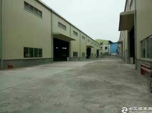 大岭山新出单一层刚构20000平招租