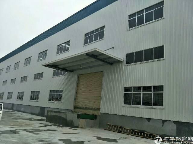 清溪超大标准电商物流仓库50000平方招租可分租