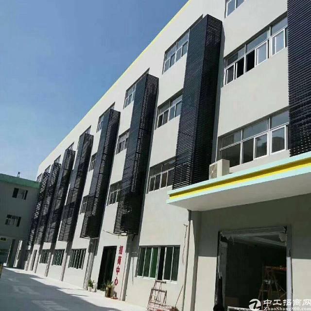 横岗新处写字楼800平方价格40元永福地铁站旁边