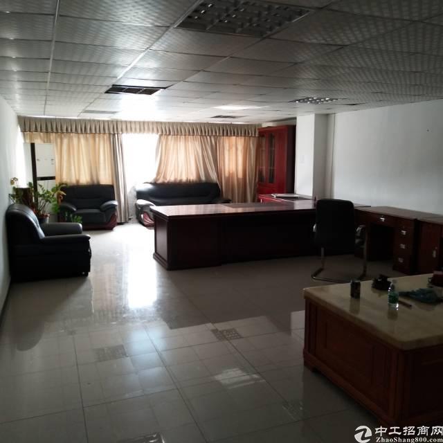 福永沿江高速口,原房东厂房可分租