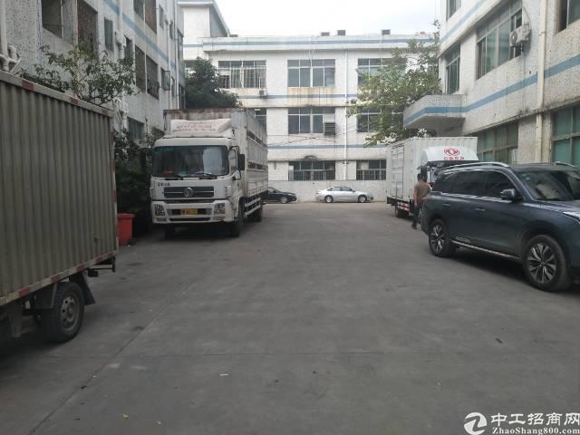 福永凤凰一楼1000平米厂房出租