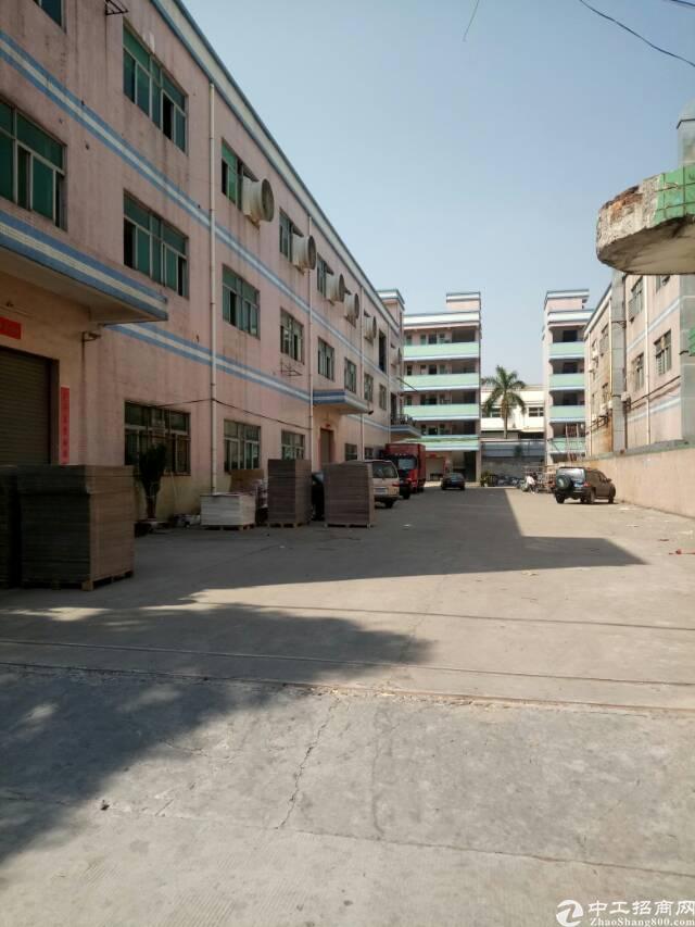 平湖鹅公岭或凤凰工业园一二楼1100平方米带红本厂房招租