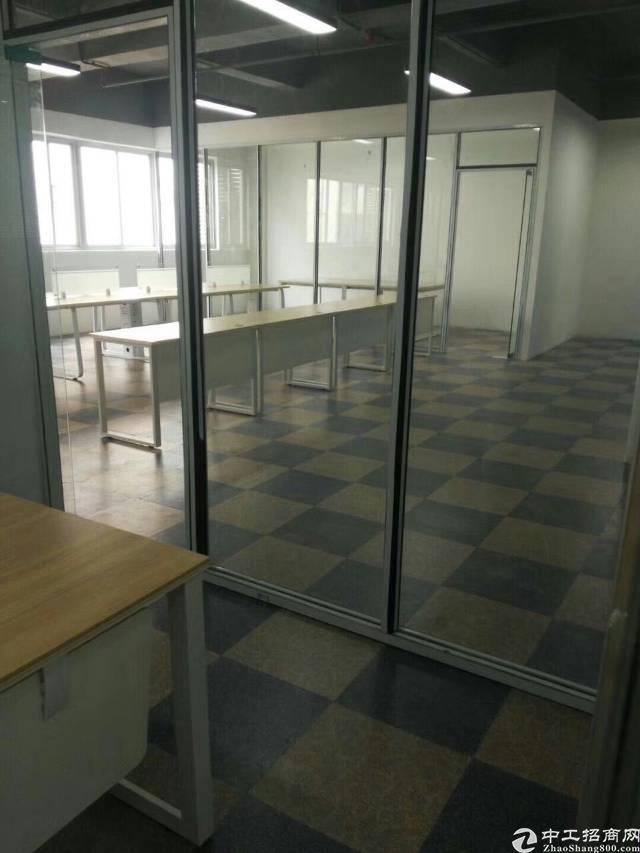 横岗新处写字楼 800平方 价格 40元 永福地铁站 旁边