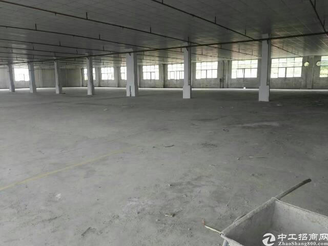 3000平米家具厂房出租可喷油漆