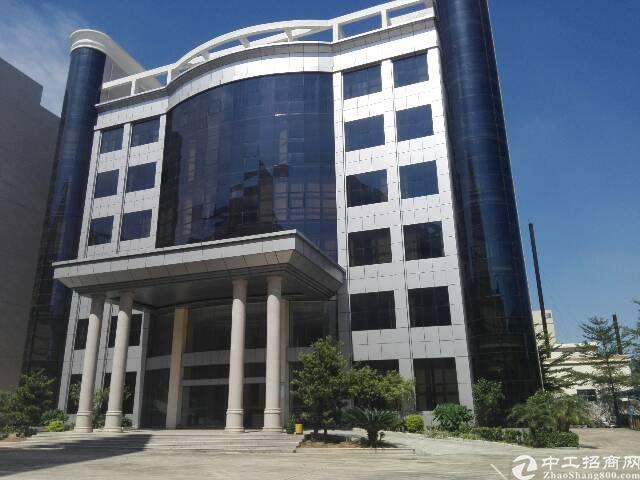 龙岗高级写字楼3680平厂房价出租!