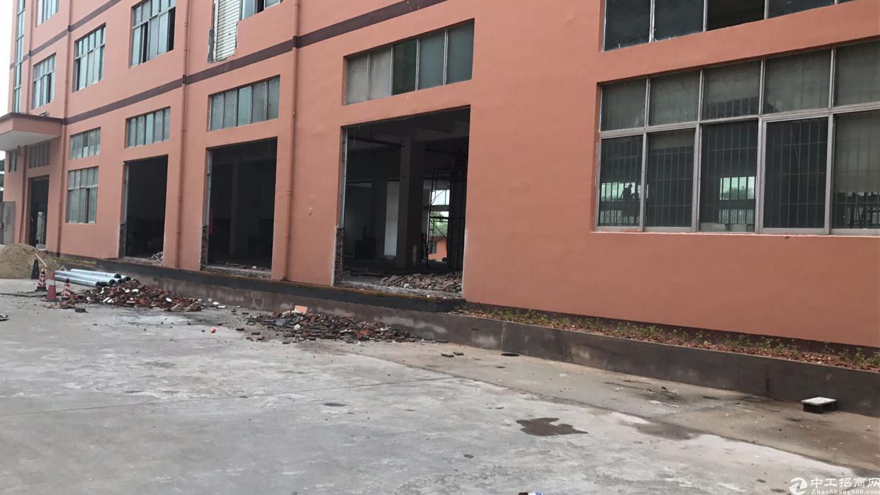 福永和平一楼300平厂房招租