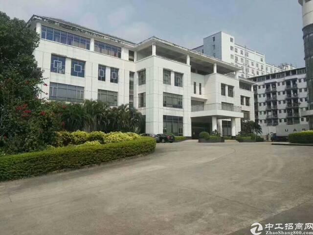 福永镇富桥工业区二楼1200平精装修厂房招租