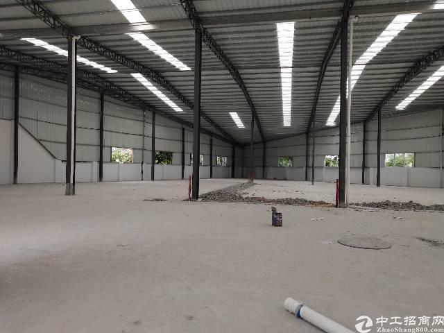 长安镇沙头村沙头南区附近11米高独栋钢构2400平米招租-图4