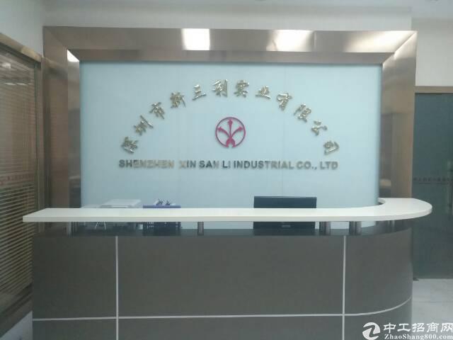 出租福永凤凰700平米带装修厂房