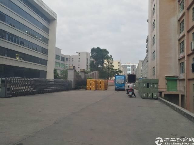 公明高速旁原房东红本厂房