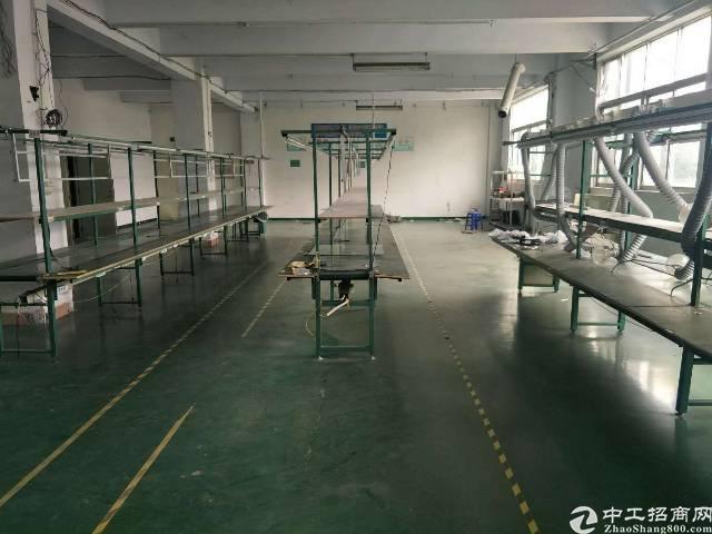 福永和平1200平带精装修厂房出租