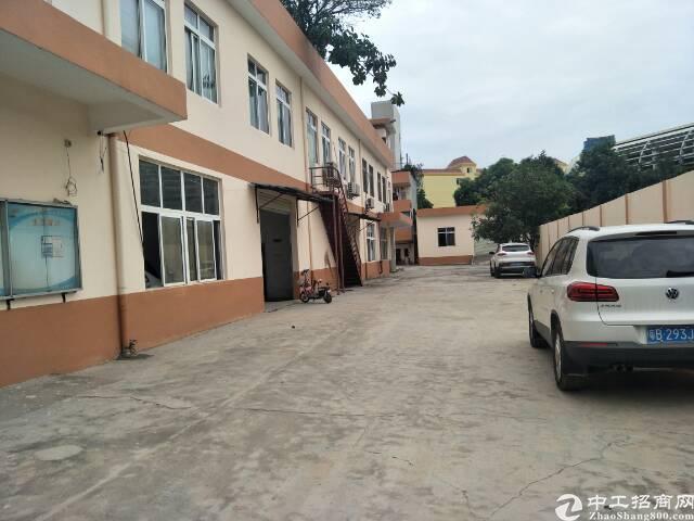 松岗中学后面新出一楼1200平方米低价出租
