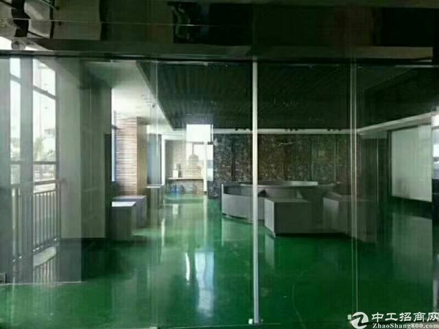 东莞清溪超靓独院厂房11000平方带现成装修招租